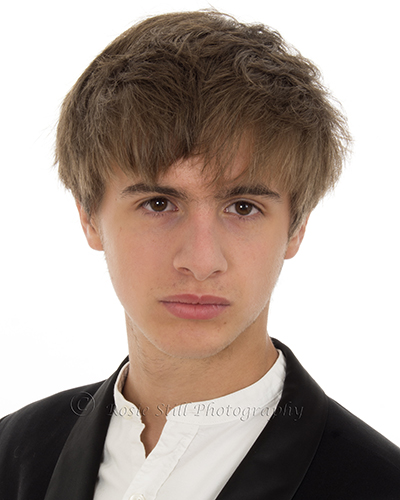 Headshot of student Ash Johann